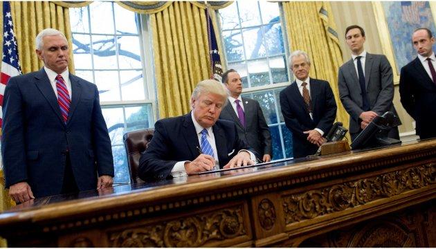 Trump firma el presupuesto de los Estados Unidos con $ 620 millones para Ucrania