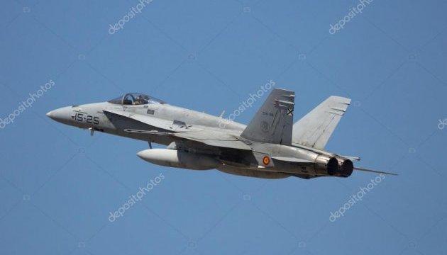 Финляндия подозревает испанские F-18 в нарушении своего воздушного пространства