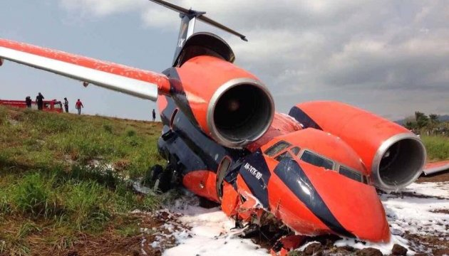 Авиакатастрофа Ан-74 в Африке: то ли птицы, то ли «авось»...