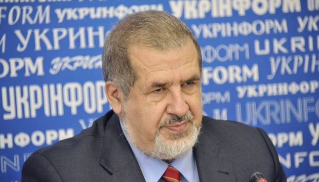 Chubarov: Idea of German politicians to freeze Crimea issue is inappropriate