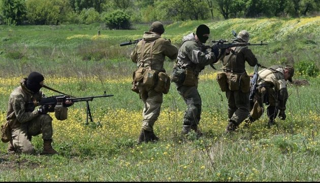 Сутки в АТО: боевики 21 раз нарушили