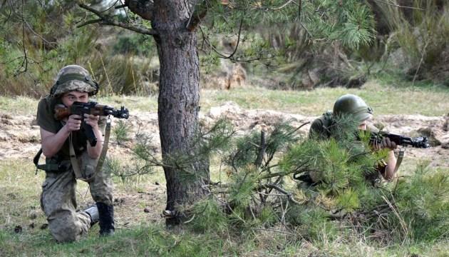 В АТО поранені троє військових