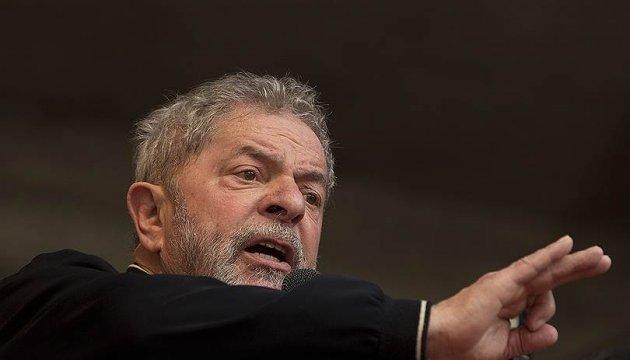 Екс-президент Бразилії вшосте постане перед судом за корупцію