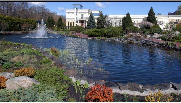 Luxus-Residenz von Janukowytsch Meschyhirja wieder im Eigentum des Staates