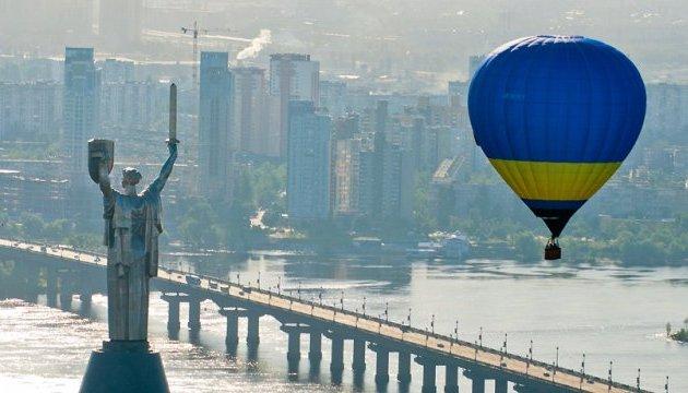 На Киевщине состоится феерия воздушных шаров