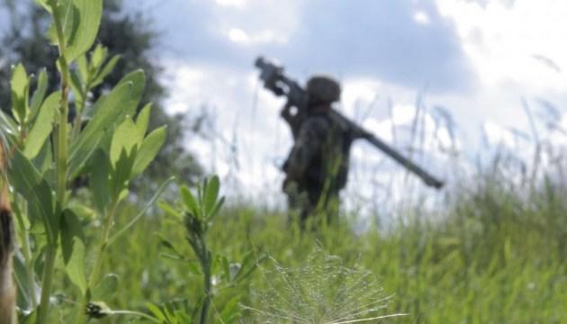 Ein ukrainischer Soldat in der Ostukraine getötet, neun verletzt