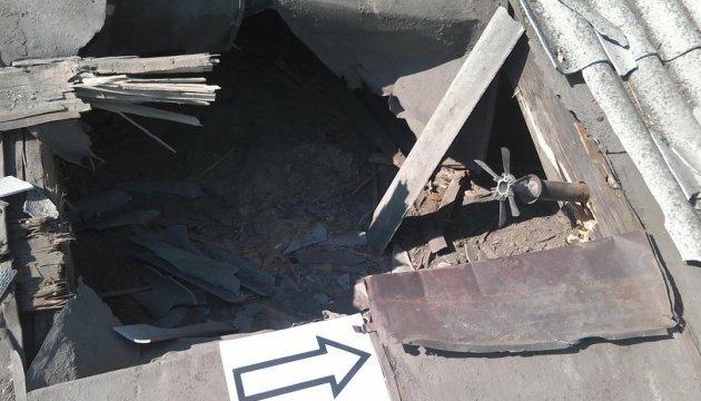 Бойовики обстріляли житлові квартали Зайцевого, жертв немає - Спільний центр