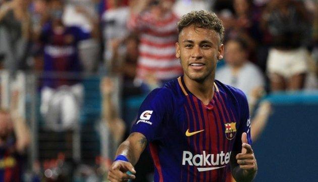 «Барселона» офіційно підтвердила бажання Неймара залишити клуб