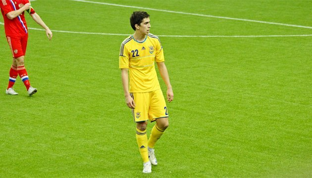 Юрій Яковенко став гравцем данського