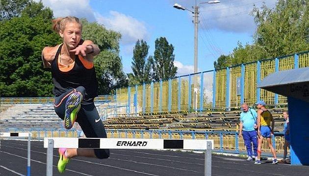 Алина Шух претендует на звание лучшей легкоатлетки июля в Европе