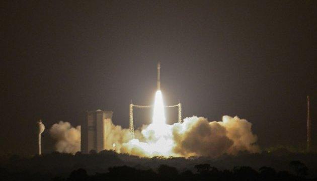 Ракета с украинским двигателем вывела на орбиту Земли спутники