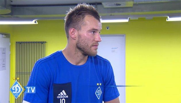 Ярмоленко: Мені соромно за результат і за нашу гру
