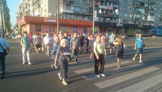 У Кличко жителям домов Войцеховского советуют скинуться на электричество