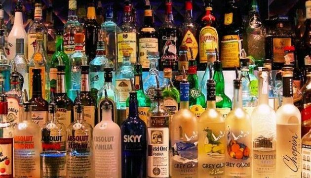 Se encarecen el vodka, coñac y vino en Ucrania