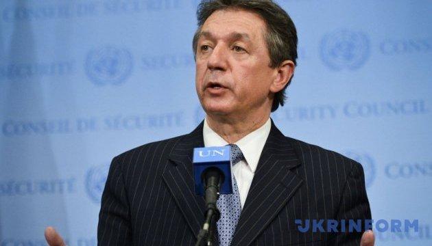 Суд допросит экс-представителя в ООН из-за письма Януковича Путину