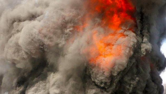 Russische Medien berichten über zwei Explosionen in Donezk