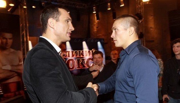 Усик: Владимир Кличко принял верное решение