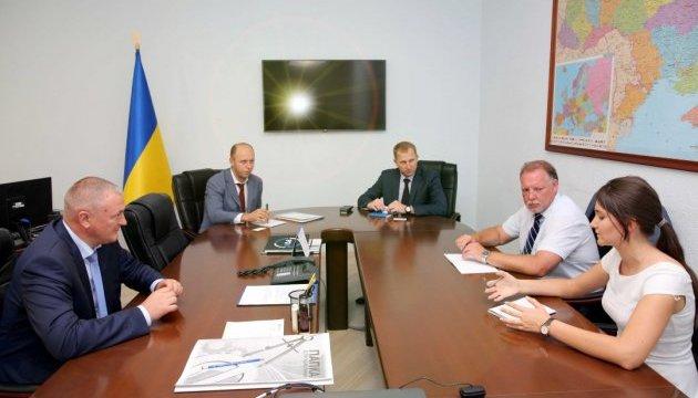 Британские и украинские копы договорились объединиться в борьбе с бандами