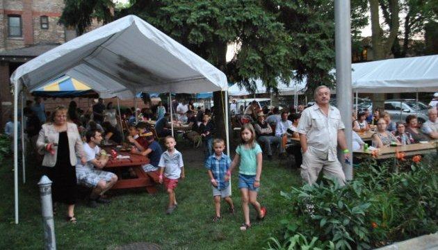 Дводенний український фестиваль у Чикаго зібрав сотні гостей