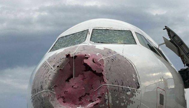 乌克兰飞行员因在伊斯坦布尔完美降落事故飞机受表彰