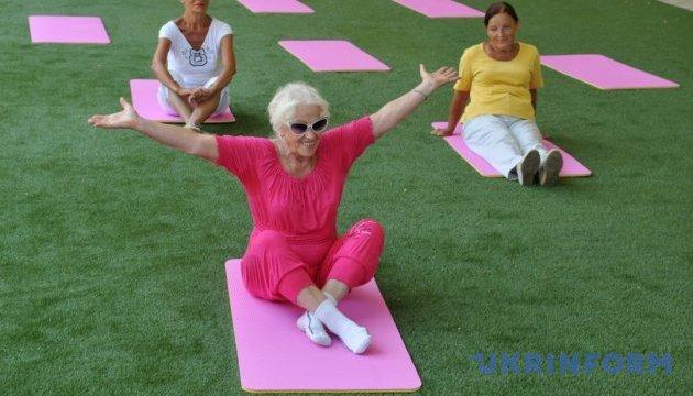 Люта спека, бабусі-йоги, день ВДВ  та
