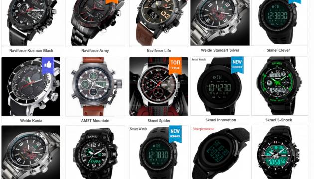 Чим викликаний обвал цін на спортивні наручний годинник в Бест Тайм?