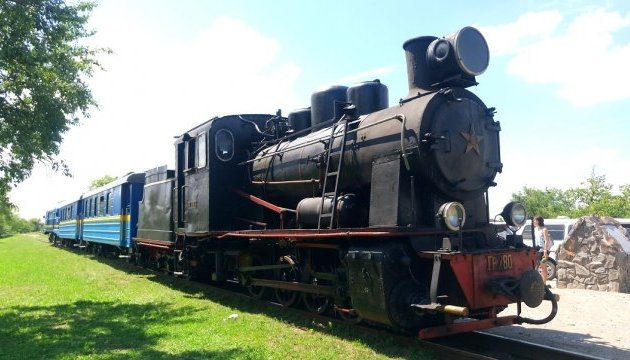 На Закарпатті вирушить у рейс історичний ретро-потяг