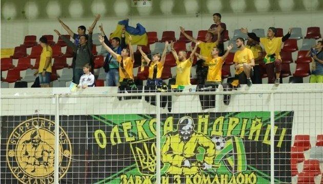 Oleksandriya defeats Astra, wins through to Europa League playoffs