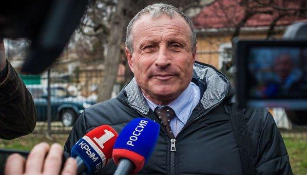 Журналіст Семена заявив, що над Кримом встановлена