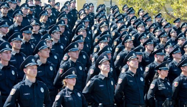 Poroshenko, Groysman congratulate Ukrainian police officers on their professional holiday