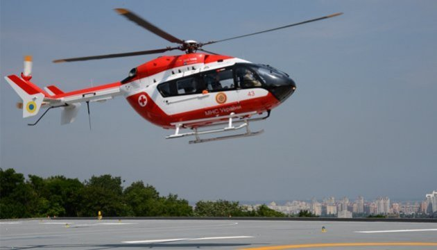 У США розбився поліцейський вертоліт: є загиблі