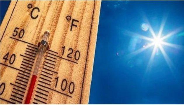 En Ukraine, la chaleur atteindra jusqu'à 35-37°