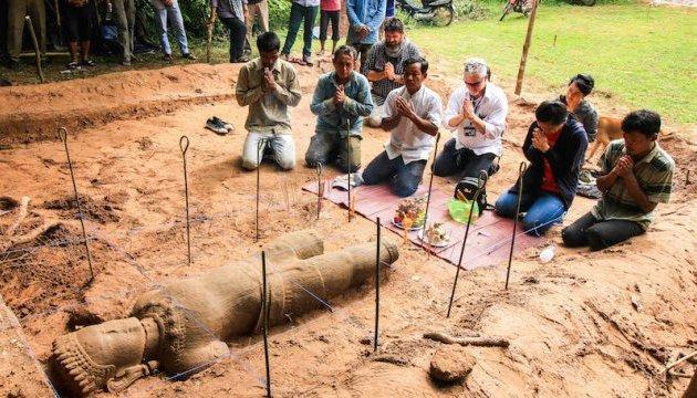 У Камбоджі зробили виняткову знахідку