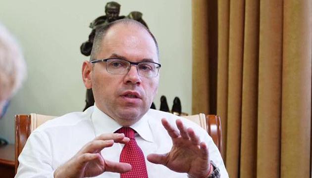 Степанов заявив, що не піде у відставку попри указ Порошенка