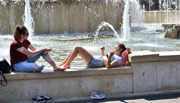 Глобальное потепление: температура поднялась в каждом крупном городе Европы
