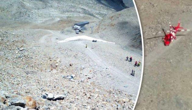 В швейцарских Альпах разбился самолет: погибли двое подростков и пилот