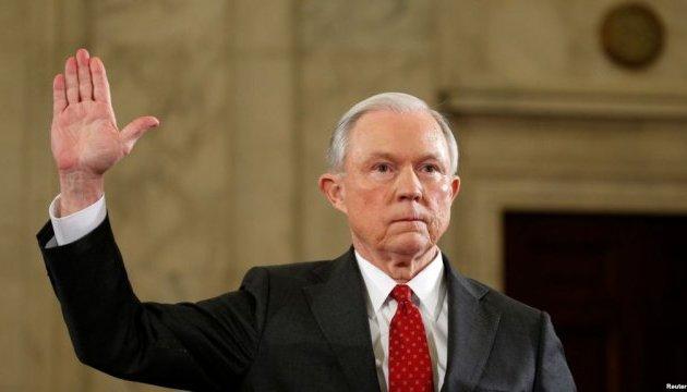 Генпрокурор США оголосив війну витоку урядової інформації в ЗМІ