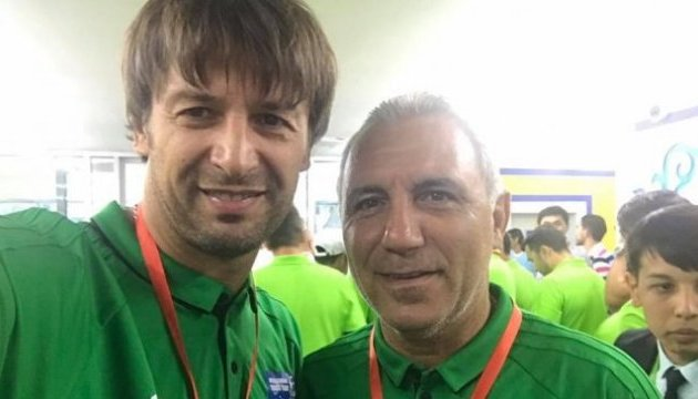 Шовковський знову грає у футбол - за ветеранів