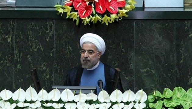 У Тегерані відбулася церемонія інавгурації президента Роухані