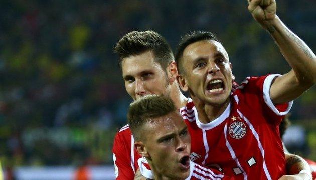 «Баварія» - володар Суперкубку Німеччини