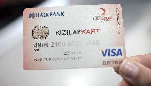 В Турции часть беженцев получает по $34 в месяц от Евросоюза