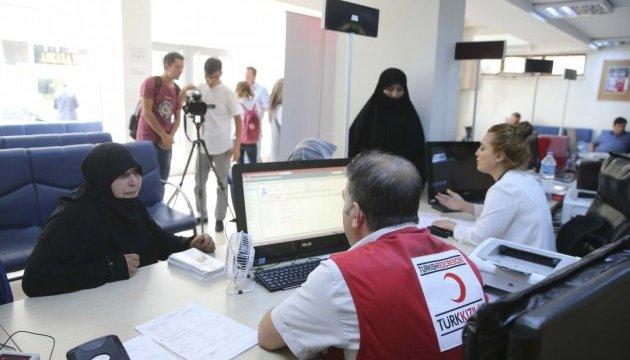 """Анкара допоможе Афінам розвантажити """"критично переповнені"""" табори біженців"""