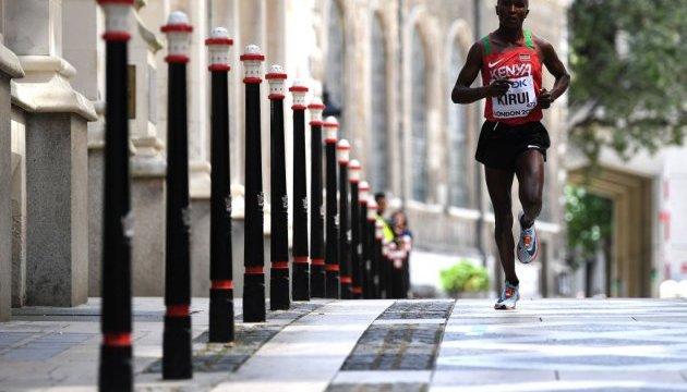 ЧМ по легкой атлетике: Кируи выиграл марафон, Брызгина и Малыхин не вышли в финал