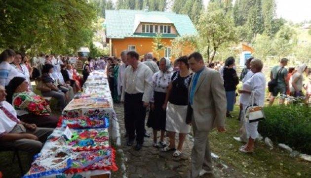 На батьківщині Федьковича проходить літературно-мистецьке свято