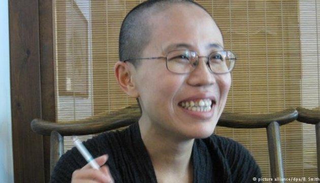 Вдова Лю Сяобо вже три тижні не виходить на зв'язок - адвокат