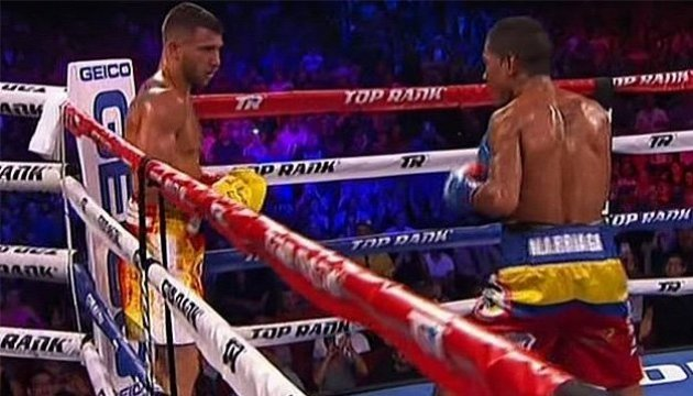 Un baile: Lomachenko vs. Marriaga (Vídeo)