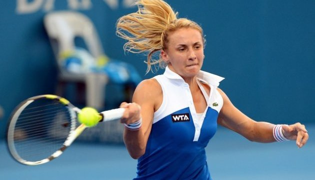 Tsurenko climbs to 30th spot in WTA rating
