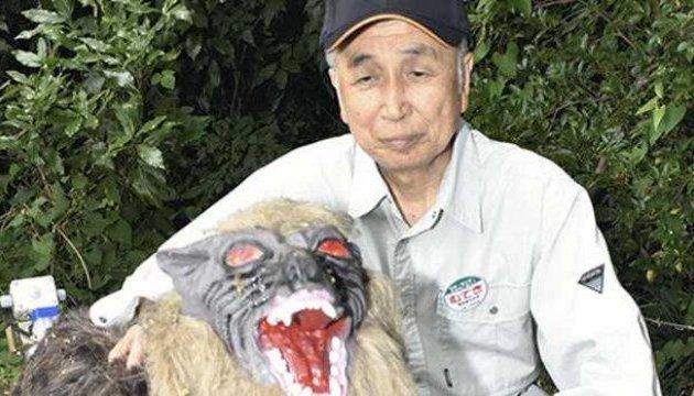 У Японії електронна чупакабра захистить посіви від диких тварин