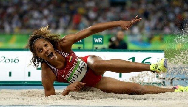 ЧС з легкої атлетики: Третє «золото» Влодарчик, сенсація від Рохас