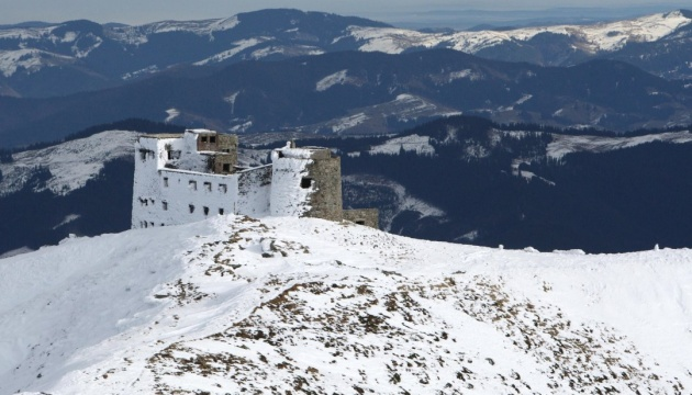 В обсерваторії на горі Піп Іван планують встановити телескопи